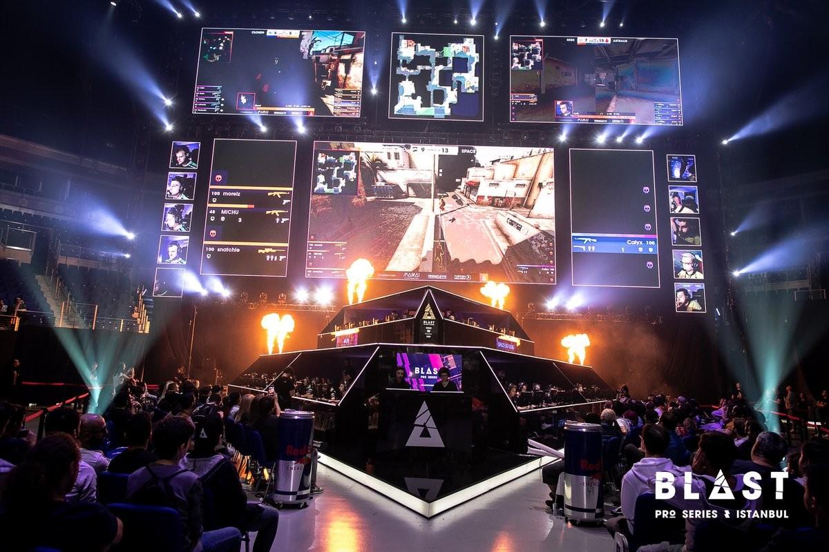 Tem Na Web - CS:GO: São Paulo vai receber campeonato da BLAST Pro Series em 2019