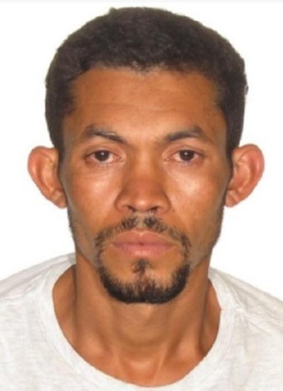 Antônio Carlos Pires de Lima, de 33 anos, teve corpo esquartejado e carbonizado em Samambaia, no DF — Foto: PCDF/Divulgação