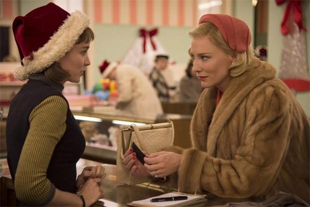 Carol (Foto: Reprodução)