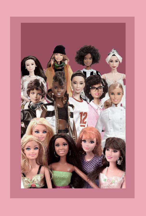 Barbie fora da caixa (Foto: Getty Images)