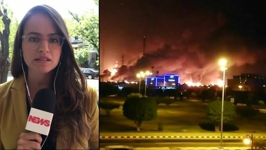 Arábia Saudita afirma que armas usadas em ataque a petroleira foram fabricadas no Irã