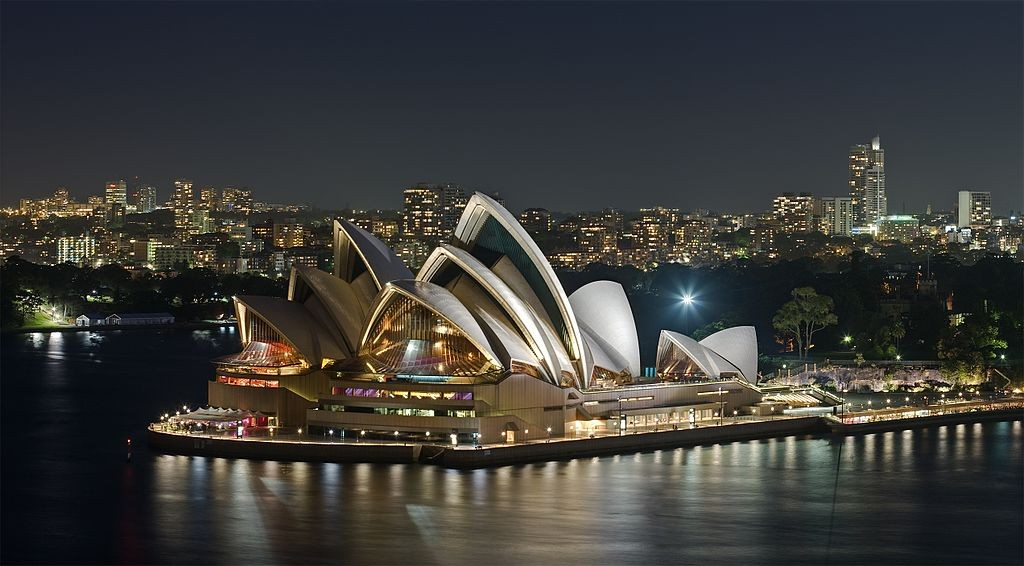 Sydney Opera House (Foto: By Diliff, from Wikimedia Commons)