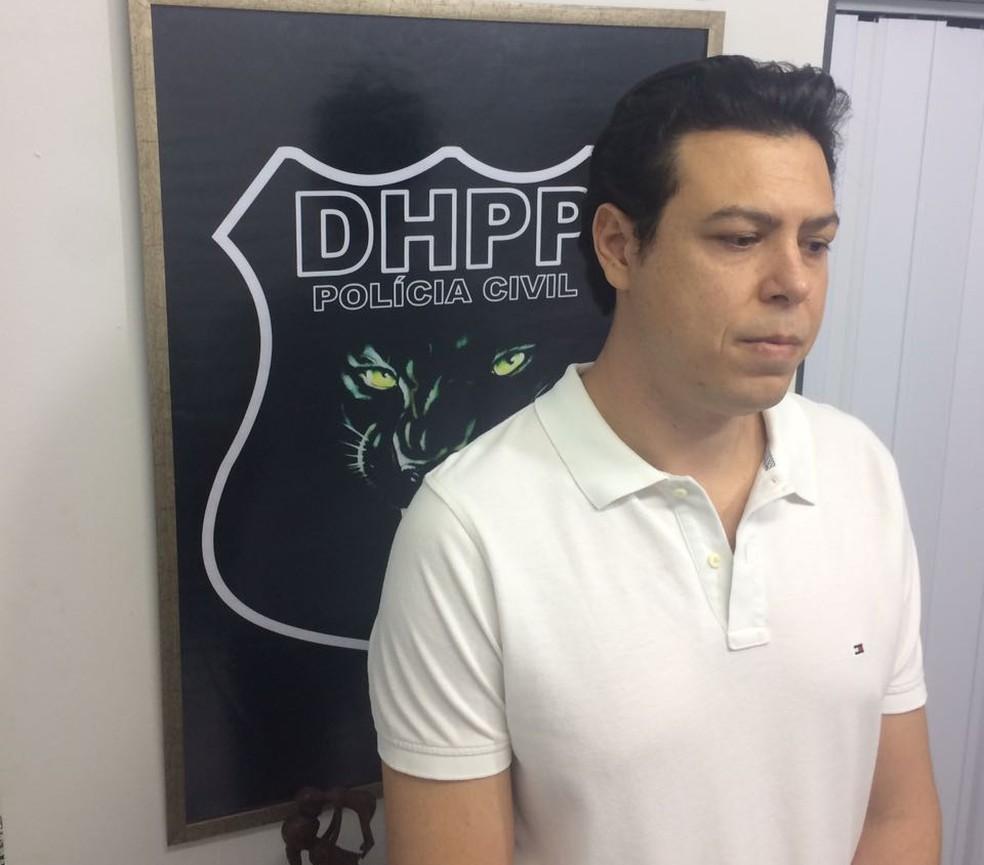 Duda Pereira deve ser solto após liminar da Justiça. (Foto: Divulgação)