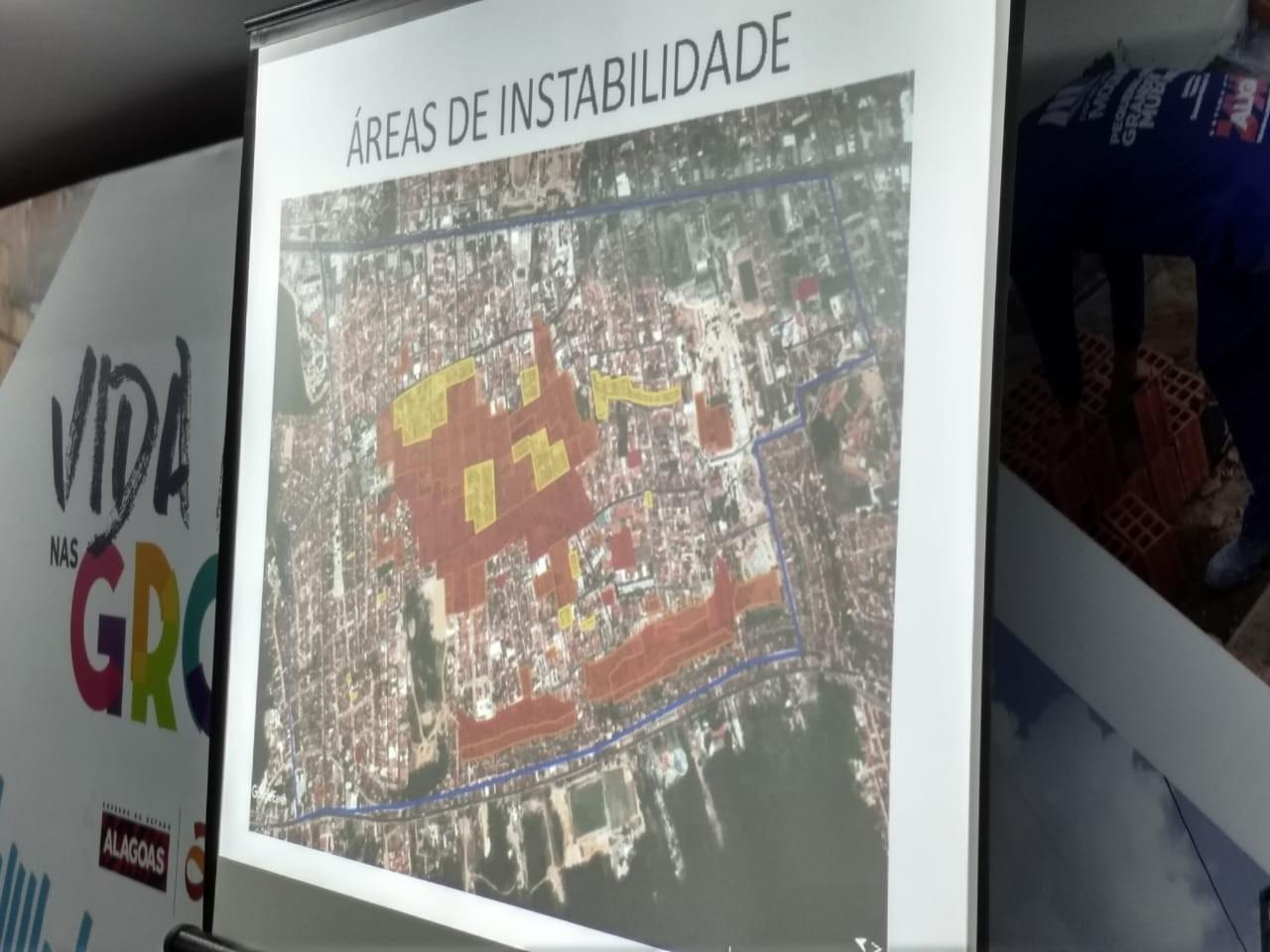 Simulação no Pinheiro, em Maceió, vai definir tempo de evacuação em caso de desastre - Noticias