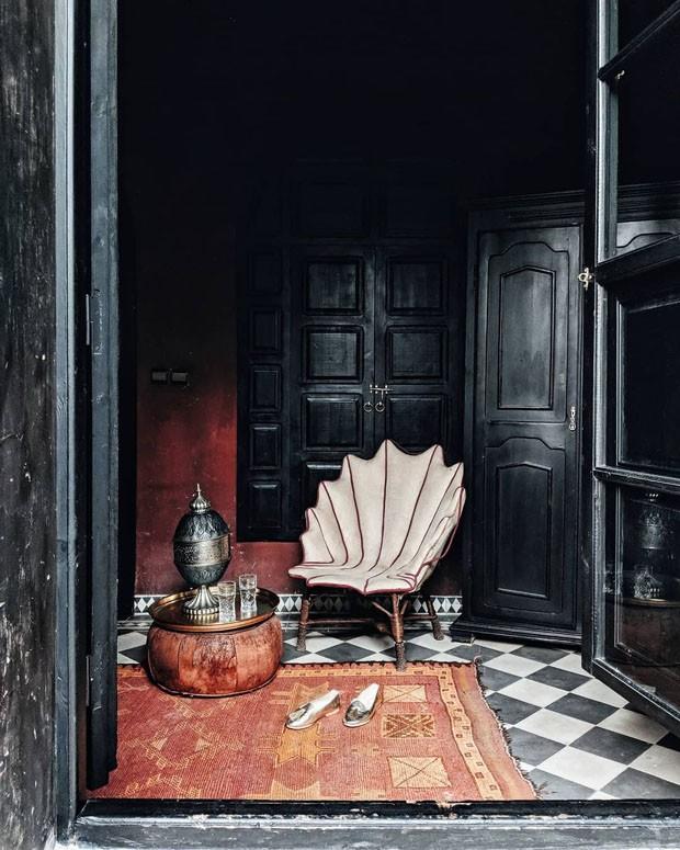 Roteiro de viagem: onde se hospedar em Marrakech - dar darma (Foto: Reprodução)