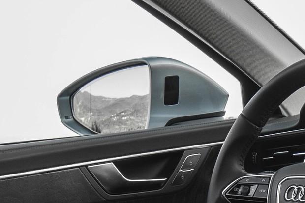 Retrovisor Audi A7 (Foto:  Divulgação)