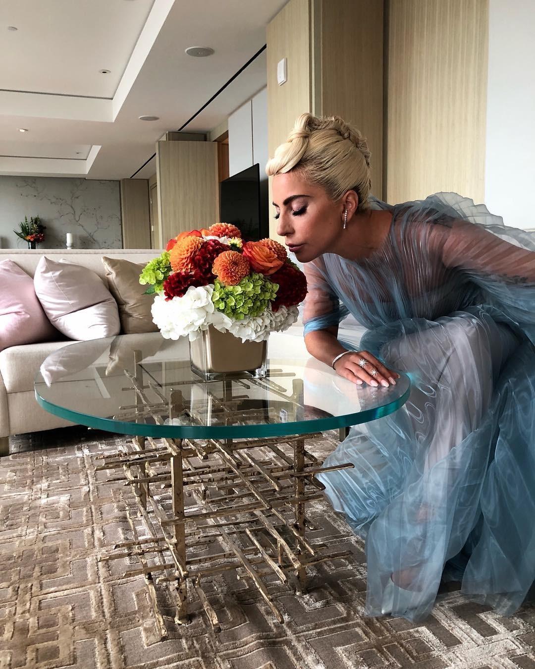 Lady Gaga é comparada a Yemanjá (Foto: Reprodução/Instagram)