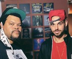 Babu Santana e Papatinho | Reprodução/ Instagram