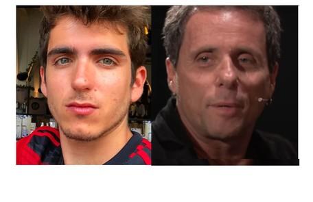 João Mader Bellotto, filho de Malu Mader e Tony Bellotto, estará na série 'Dom', da Amazon, inspirada no livro do músico sobre o criminoso Pedro Dom Reprodução