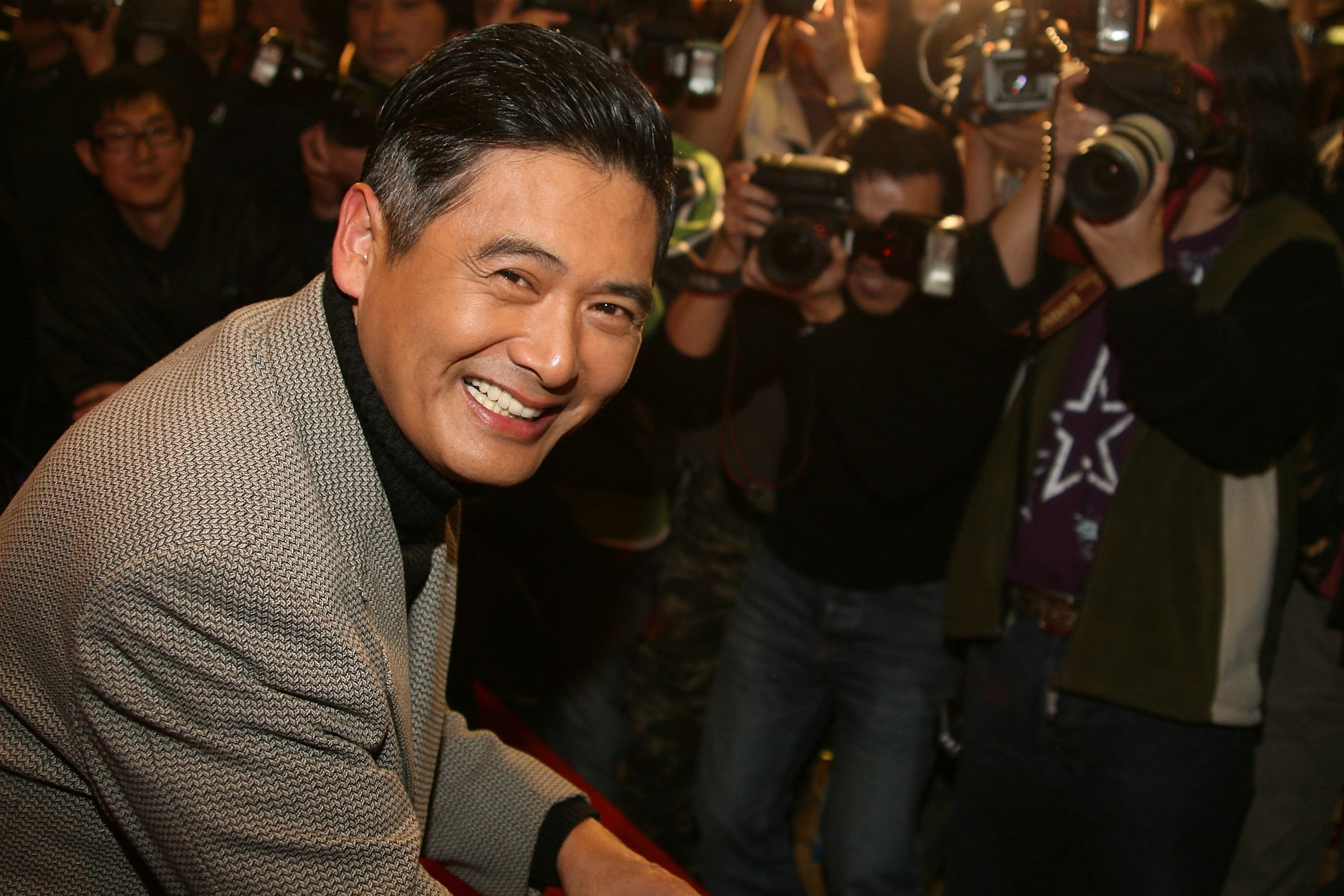 O ator Chow Yun-fat (Foto: Getty Images)