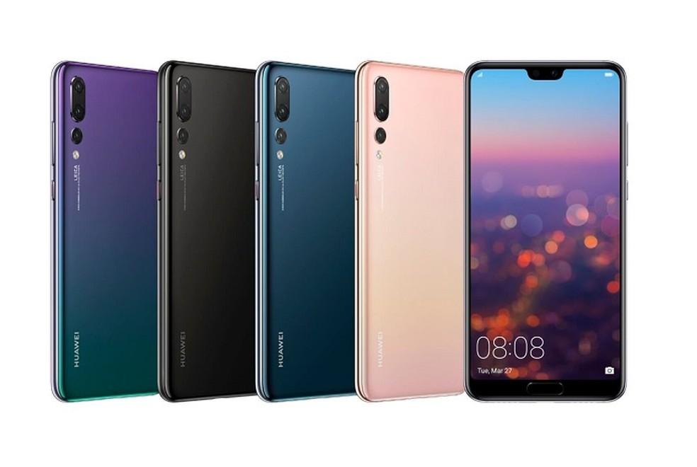 Huawei P20 Pro chegará ao Brasil em breve — Foto: Divulgação/Huawei