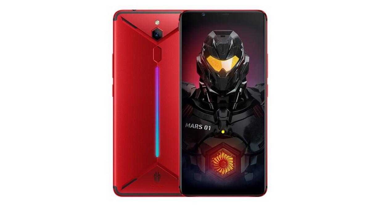 Nubia Red Magic Mars: celular gamer tem memória RAM de até 10 GB   Celular   TechTudo