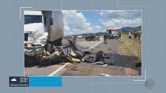 Acidente deixa uma pessoa morta na BR-459, em Ipuiúna, MG