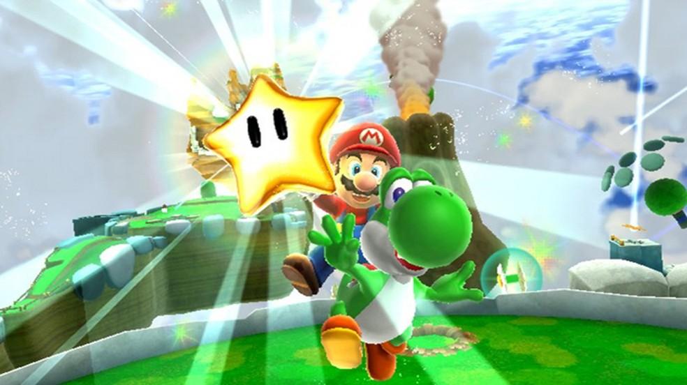 Super Mario Galaxy 2 foi o game mais bem avaliado da década segundo o site Metacritic — Foto: Reprodução/Nintendo Life