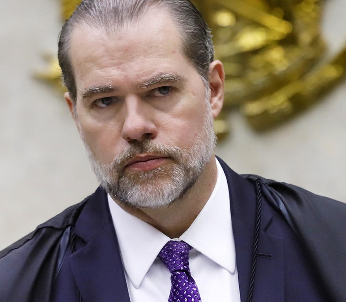 Toffoli pede inelegibilidade de oito anos para ex-juízes e procuradores – Valor Econômico