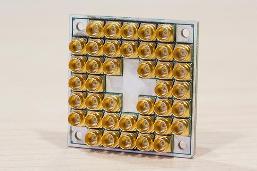 Processador abre caminho para computadores quânticos compactos — Foto: Divulgação/Intel