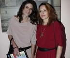 Maria Zilda e a arquiteta Ana Kalil   Marcos Ramos