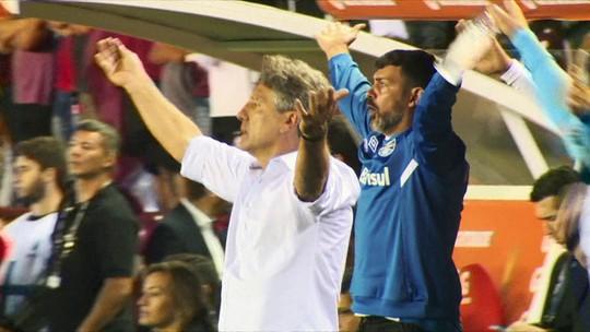 Sr. Mata-mata: Renato Gaúcho busca sexta final e quinto título com Grêmio desde 2016; números