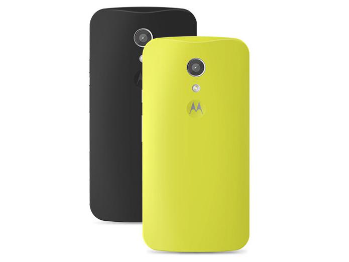 Moto G tem câmeras mais potentes do que o Moto E (Foto: Divulgação/Motorola)