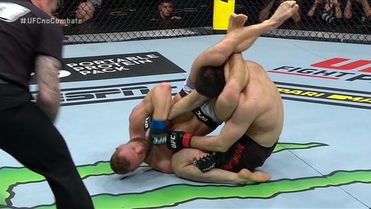 Melhores Momentos de Abubakar Nurmagomedov x David Zawada no UFC Moscou