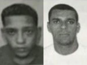 Lucas (à esquerda) e Raphael (à direita) (Foto: Reprodução / TV Globo)
