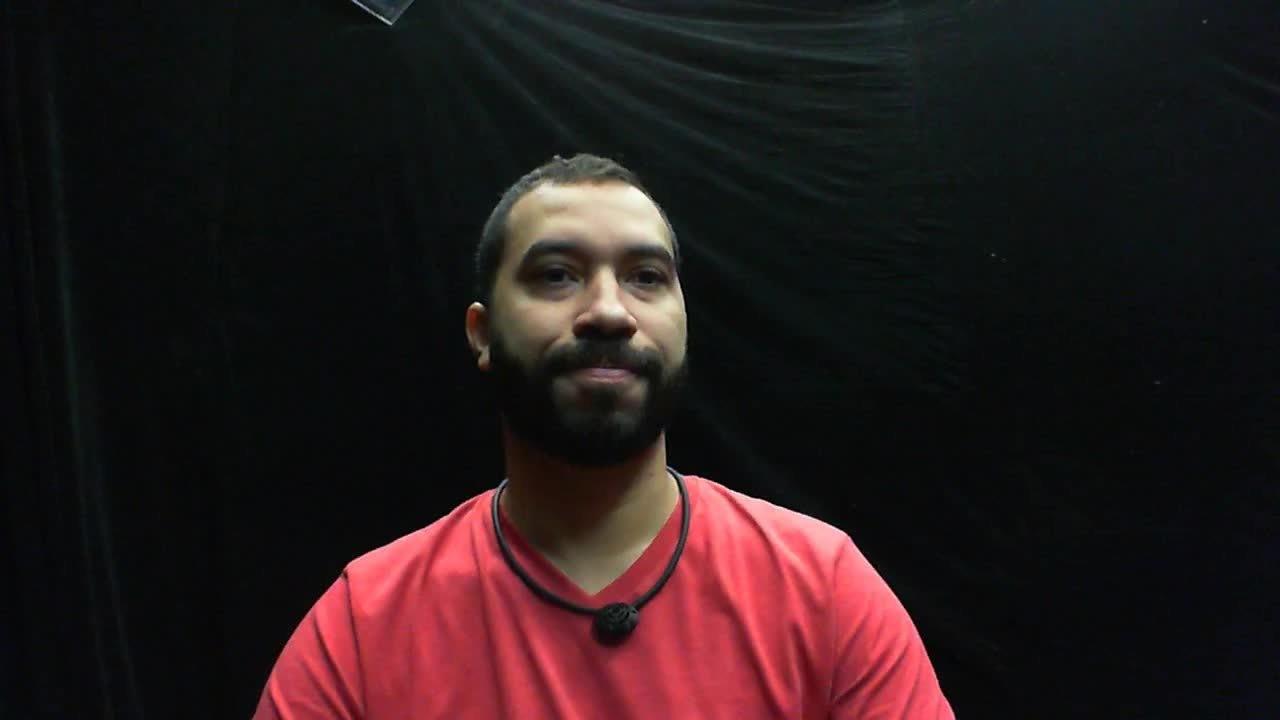 Raio-X BBB21: Gilberto - 29/01