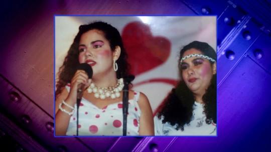 Fabiana Karla conta que já foi backing vocal e teve banda na adolescência