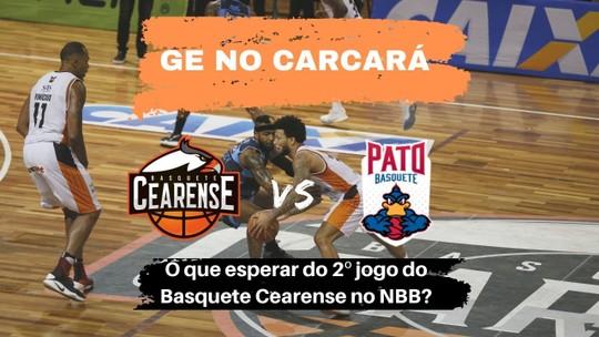Em busca da primeira vitória no NBB 12, Basquete Cearense recebe Pato Basquete