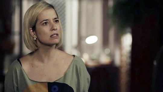 Lígia suspeita de Rita: 'Perde uma filha e passa um ano sem visitar o túmulo'