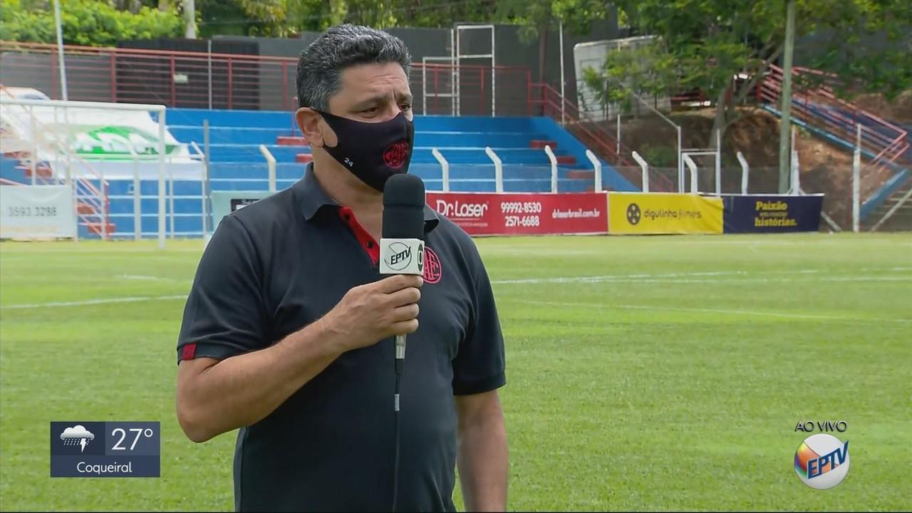 Presidente do Pouso Alegre fala sobre expectativa de jogo decisivo