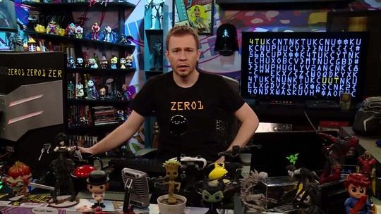 Tiago Leifert faz gameplay estendido de 'Nuts'; assista!