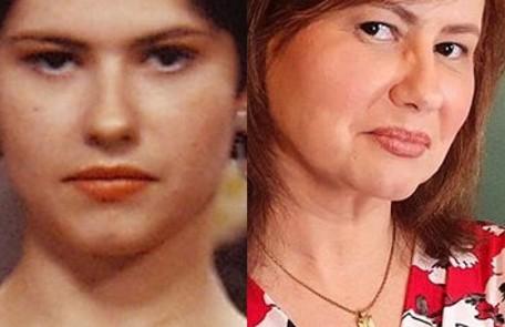 Narjara Turetta viveu Rafaela, filha de Severo e Gilda. O trabalho mais recente da atriz foi em 'Jezabel' (2019) Globo e reprodução
