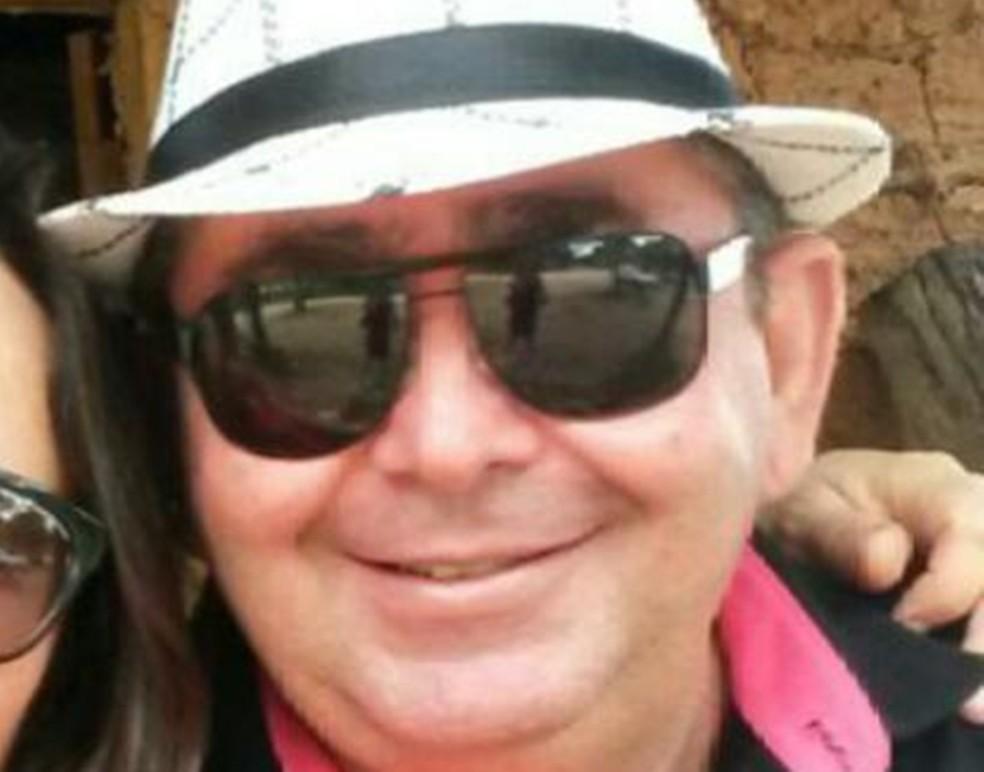 Cabral Neto trabalhava como vigilante do IFRN  (Foto: Arquivo Pessoal)
