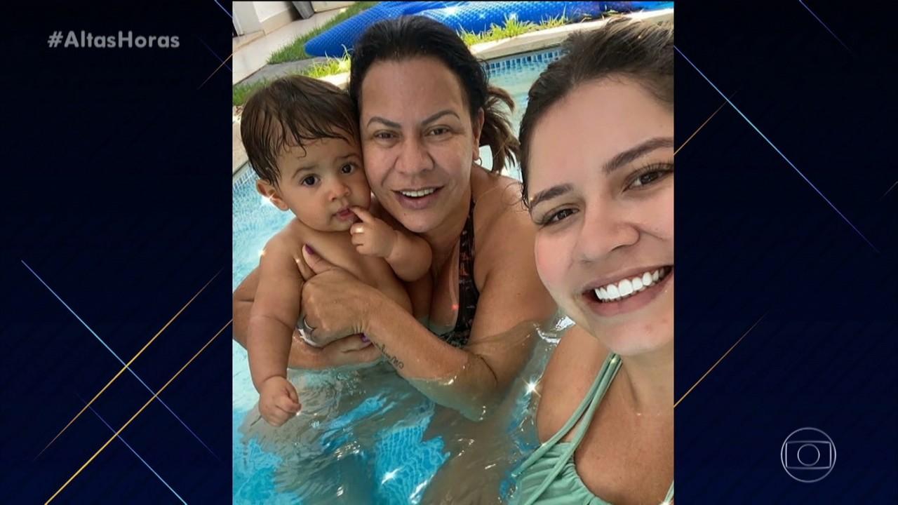 Marília Mendonça fala sobre as emoções de ser mãe