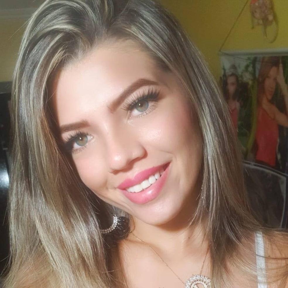 Vítima de 'maníaco de Marituba', Jennyfer Monteiro tem morte confirmada em hospital no Pará. — Foto: Reprodução / Facebook