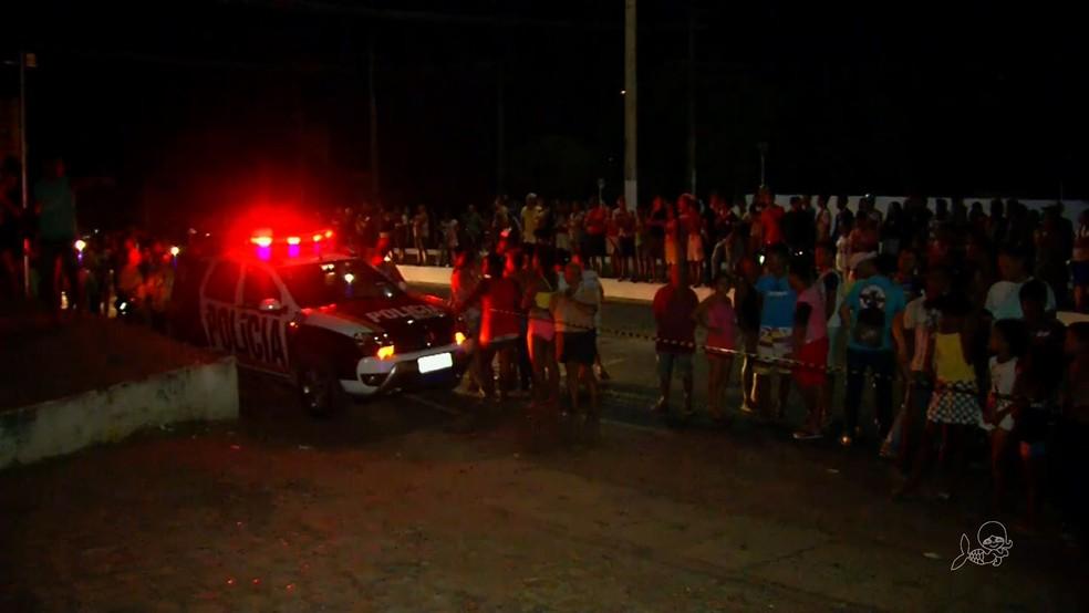 Tentativa de furto de cabos gerou apagão em cidades do Cariri (Foto: TV Verdes Mares/Reprodução)