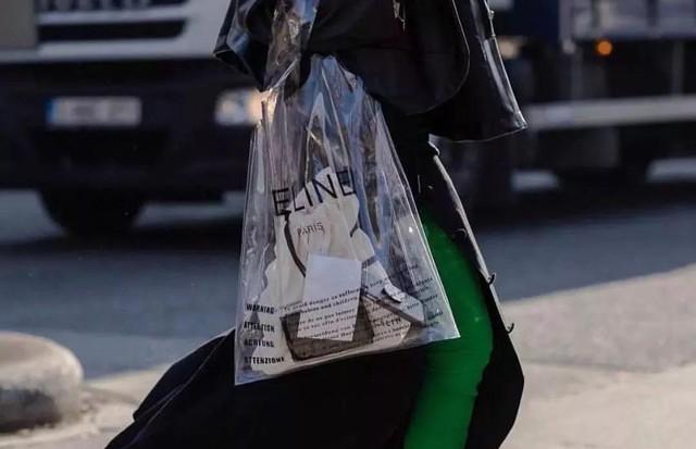 A plastic bag da Céline (Foto: Divulgação)