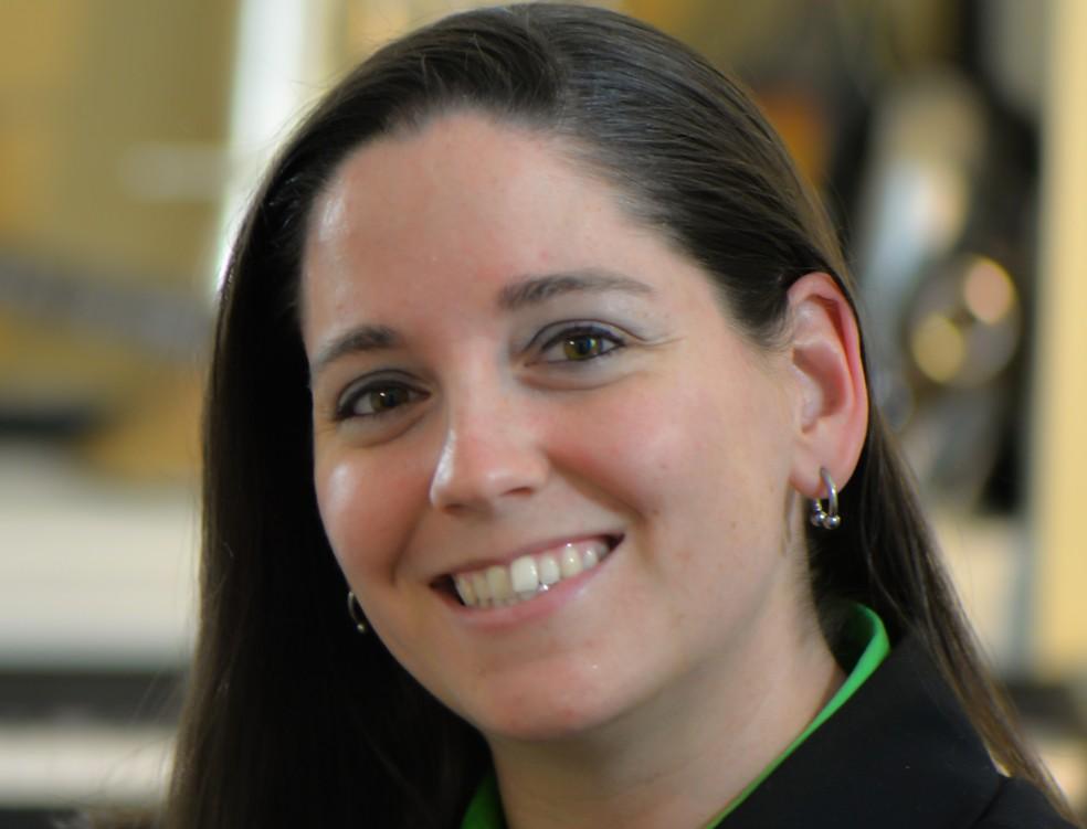 Melissa Salguero — Foto: The Varkey Foundation/Divulgação