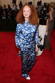 Grace Coddington de Michael Kors
