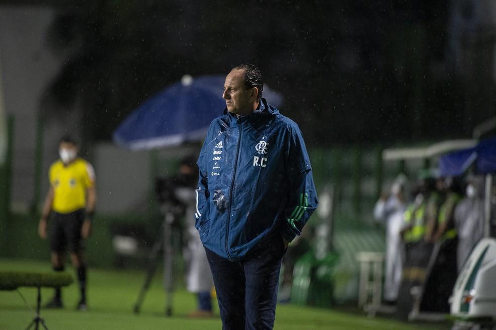 Rogério Ceni abre o jogo sobre o trabalho no Flamengo — Foto: Alexandre Vidal / Flamengo