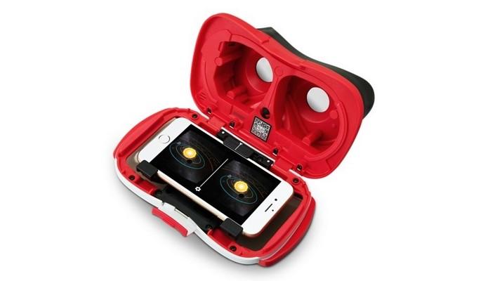View-Master é compatível com iPhone 5 ou posterior (Foto: Divulgação/Apple)