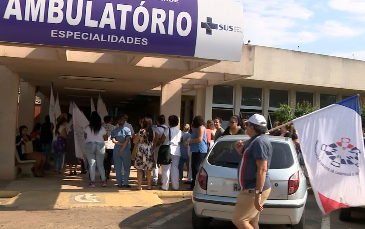 Funcionários do Hospital Ouro Verde seguem em greve até pagamento integral dos salários