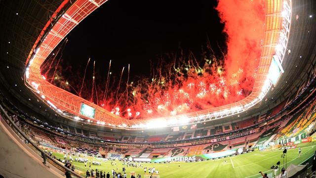 Palmeiras campeão Copa do Brasil 2020