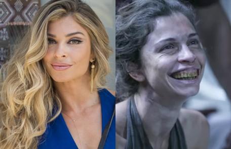 Grazi Massafera perdeu mais de 3kg para viver a viciada em drogas Larissa, de 'Verdades secretas'. Além disso, usou uma prótese dentária TV Globo