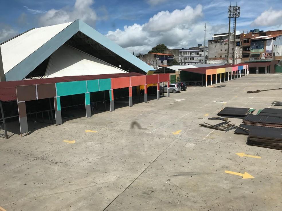 Programação do São João 2018 de Campina Grande foi adiada e começa dia 8 de junho por causa das paralisações de caminhoneiros nas rodovias (Foto: Aliança Comunicação e Cultura/Divulgação)