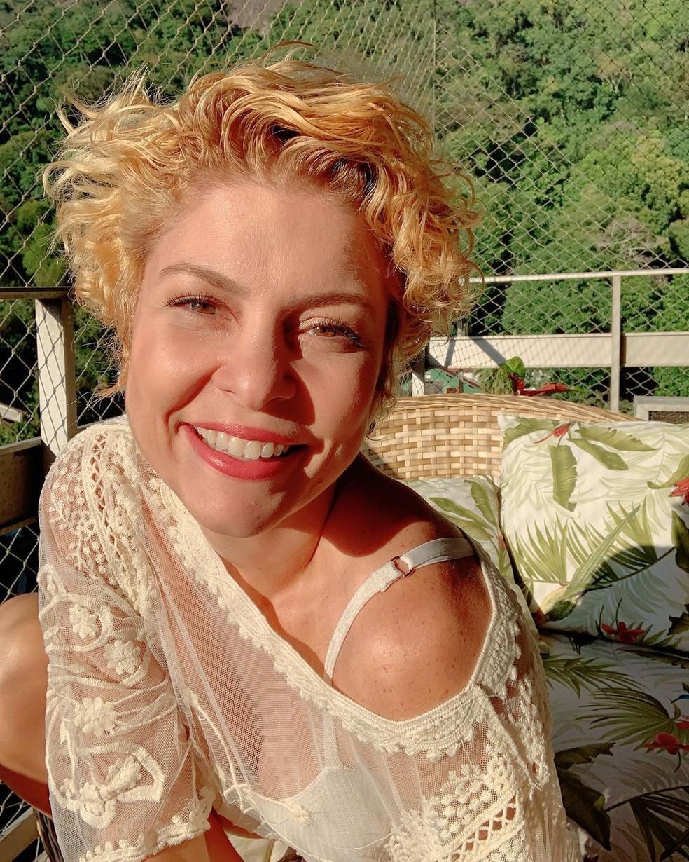 Bárbara Borges fala do processo de cura do alcoolismo — Foto: Reprodução/Instagram