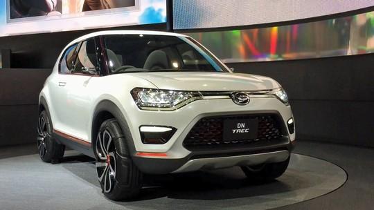 SUV compacto da Toyota para o Brasil pode vir de outra marca