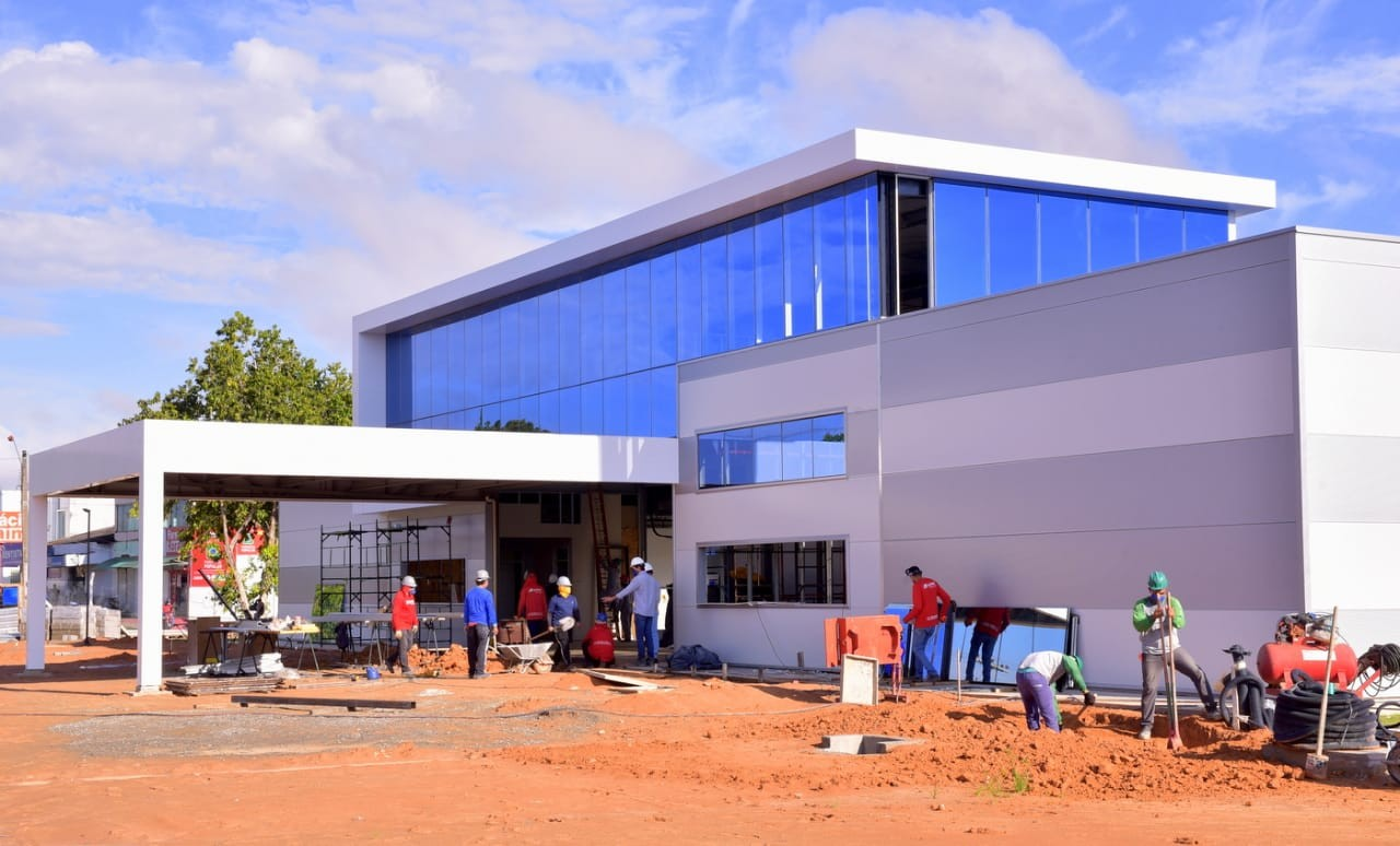 Governo anuncia para outubro inauguração de hospital para pacientes com câncer em Roraima