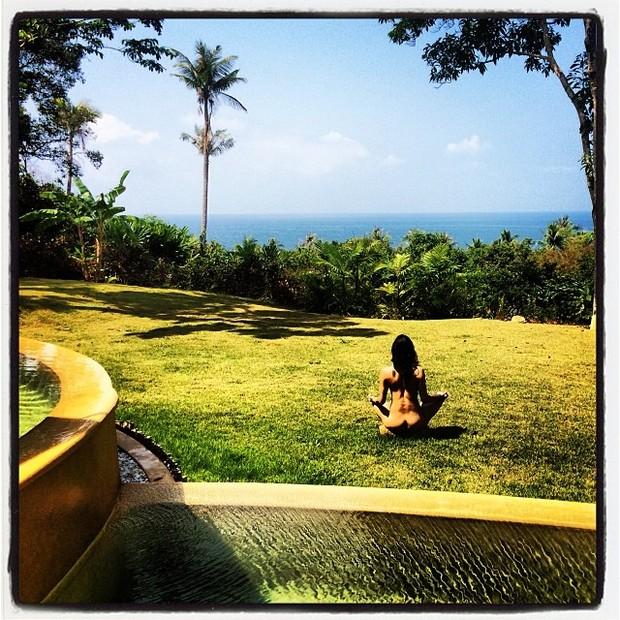 Michelle Rodriguez  (Foto: Reprodução/ Instagram)
