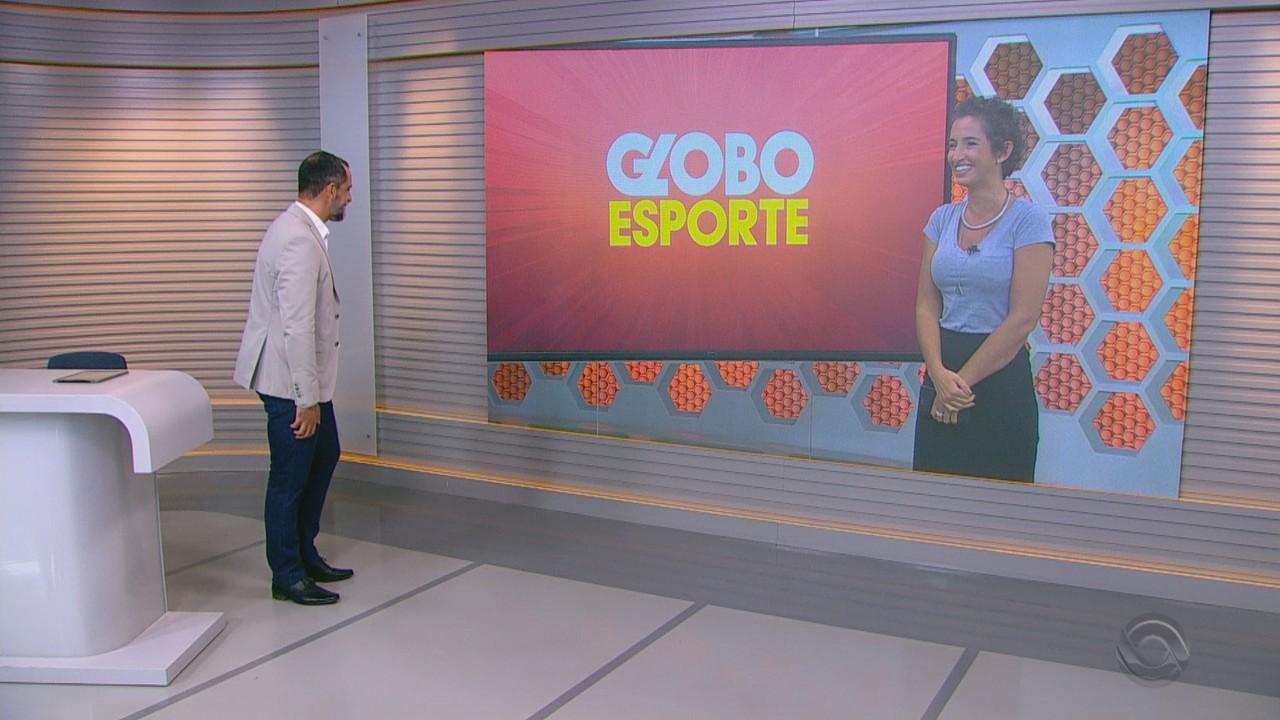 Confira os destaques do Globo Esporte RS desta segunda-feira (12)